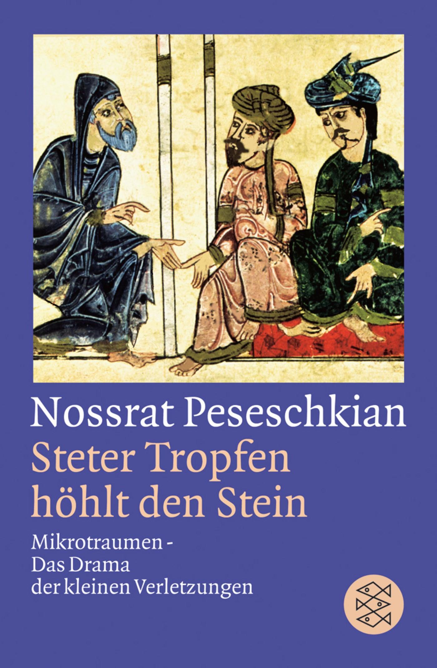 Abbildung von Peseschkian | Steter Tropfen höhlt den Stein | 2005