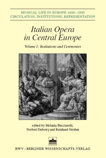Abbildung von Bucciarelli / Dubowy / Reinhard | Italian Opera in Central Europe | 2006