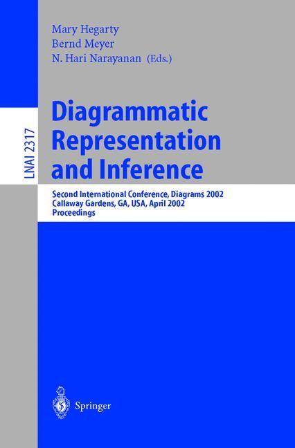 Abbildung von Hegarty / Meyer / Narayanan | Diagrammatic Representation and Inference | 2002