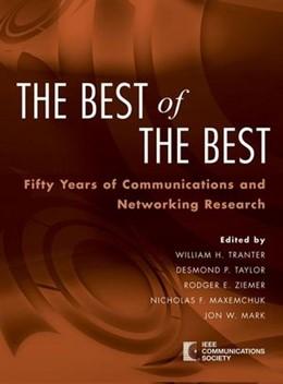 Abbildung von Tranter / Taylor / Ziemer / Maxemchuk / Mark | The Best of the Best | 2007 | Fifty Years of Communications ...