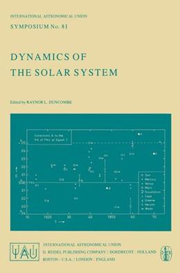 Abbildung von Duncombe | Dynamics of the Solar System | 1979