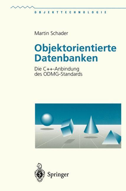 Abbildung von Schader | Objektorientierte Datenbanken | 1997