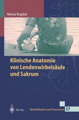 Abbildung von Bogduk | Klinische Anatomie von Lendenwirbelsäule und Sakrum | 2000 | 57