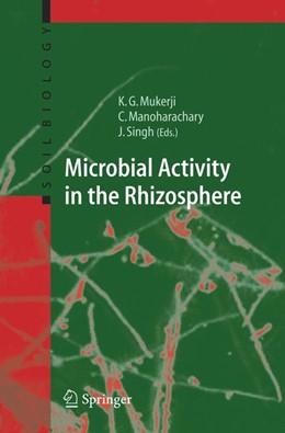 Abbildung von Mukerji / Manoharachary / Singh | Microbial Activity in the Rhizosphere | 2006 | 7