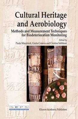 Abbildung von Mandrioli / Caneva / Sabbioni | Cultural Heritage and Aerobiology | 2003 | Methods and Measurement Techni...