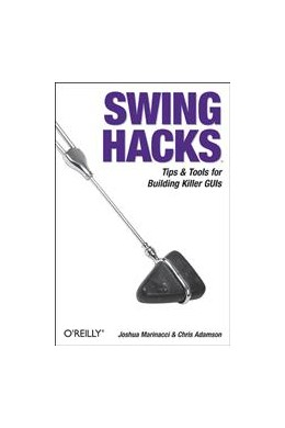Abbildung von Joshua Marinacci / Chris Adamson | Swing Hacks | 2005 | Tips and Tools for Killer GUIs