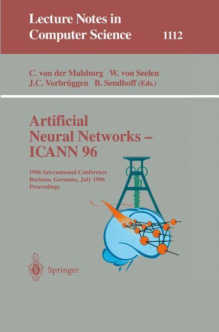Abbildung von Malsburg / Seelen / Vorbrüggen / Sendhoff   Artificial Neural Networks - ICANN 96   1996