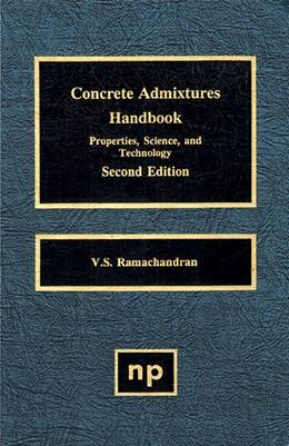 Abbildung von Ramachandran | Concrete Admixtures Handbook | 2nd edition | 1996 | Properties, Science and Techno...