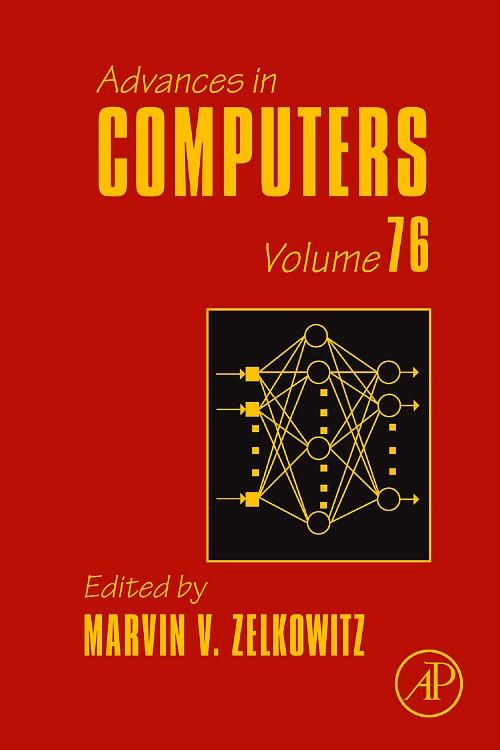 Abbildung von Zelkowitz | Advances in Computers | 2009
