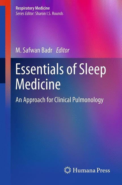 Abbildung von Badr | Essentials of Sleep Medicine | 2011