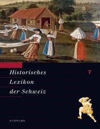 Abbildung von Historisches Lexikon der Schweiz (HLS). Gesamtwerk. Deutsche Ausgabe | 2008