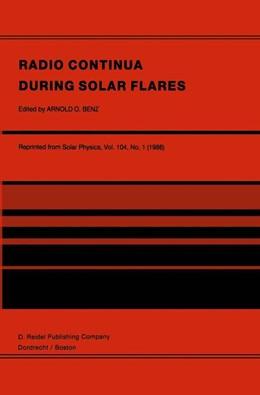 Abbildung von Benz | Radio Continua During Solar Flares | <em>Reprinted from SOLAR PHYSICS, 104:1</em> | 1986 | Selected Contributions to the ...