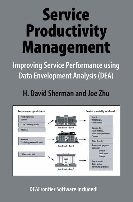 Abbildung von Sherman / Zhu | Service Productivity Management | 2006