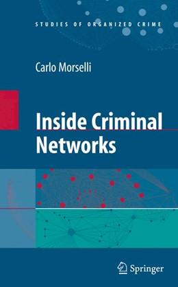 Abbildung von Morselli | Inside Criminal Networks | 2008 | 8
