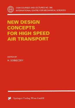 Abbildung von Sobieczky | New Design Concepts for High Speed Air Transport | 1997 | 366