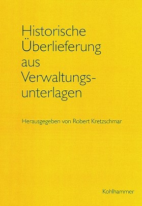 Abbildung von Kretzschmar | Historische Überlieferung aus Verwaltungsunterlagen | 1997