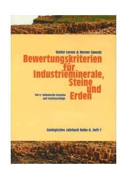 Abbildung von Lorenz / Gwosdz | Bewertungskriterien für Industrieminerale, Steine und Erden | 2001 | Tl. 4: Vulkanische Gesteine un... | 7