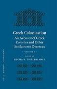 Abbildung von Tsetskhladze | Greek Colonisation | 2006