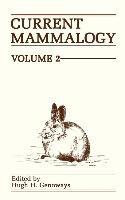 Abbildung von Genoways   Current Mammalogy   1990