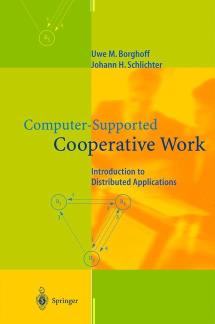 Computer-Supported Cooperative Work | Borghoff / Schlichter, 2000 | Buch (Cover)