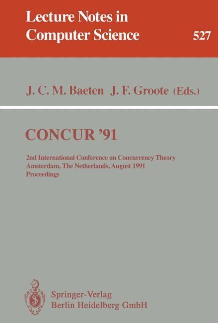 Abbildung von Baeten / Groote   CONCUR '91   1991