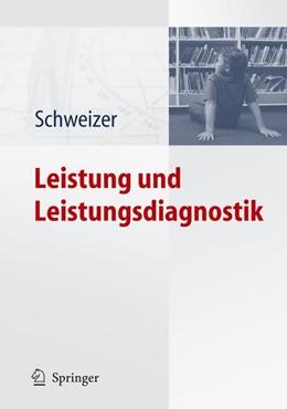 Abbildung von Schweizer | Leistung und Leistungsdiagnostik | 2006