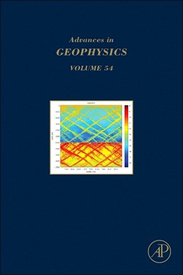 Abbildung von Advances in Geophysics | 2013 | 54