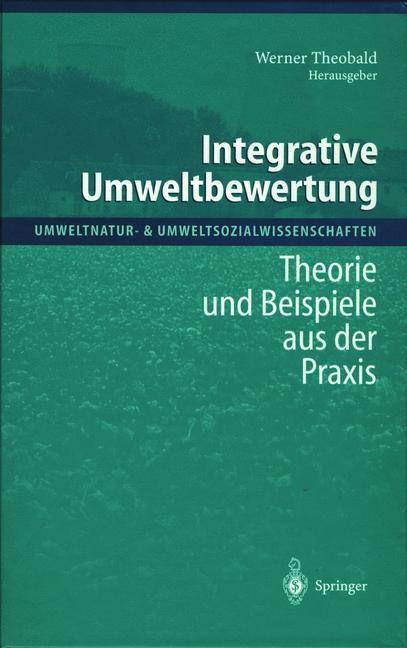 Abbildung von Theobald | Integrative Umweltbewertung | 1998