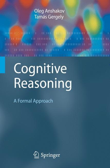 Abbildung von Anshakov / Gergely | Cognitive Reasoning | 2009