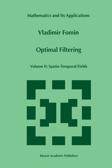 Abbildung von Fomin | Optimal Filtering | 1999