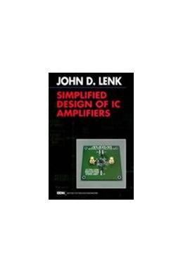 Abbildung von Lenk | Simplified Design of IC Amplifiers | 1996