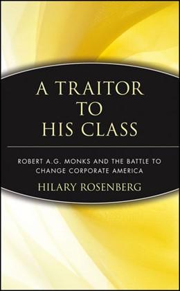 Abbildung von Rosenberg | A Traitor to His Class | 1999