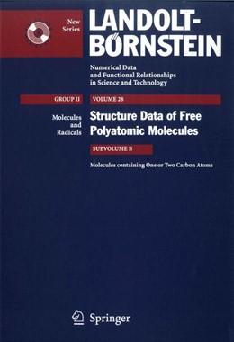 Abbildung von Molecules containing One or Two Carbon Atoms | 2006 | 28B