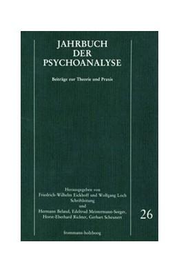 Abbildung von Jahrbuch der Psychoanalyse / Band 26 | 1990 | Beiträge zur Theorie, Praxis u...
