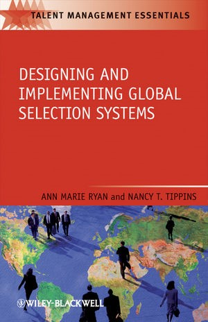 Abbildung von Ryan / Tippins | Designing and Implementing Global Selection Systems | 1. Auflage | 2009
