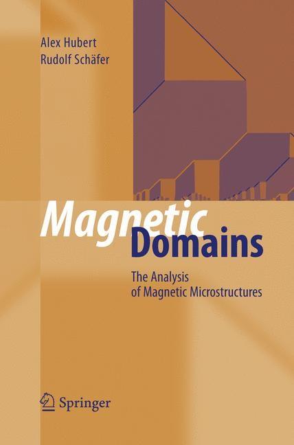Abbildung von Hubert / Schäfer   Magnetic Domains   2008