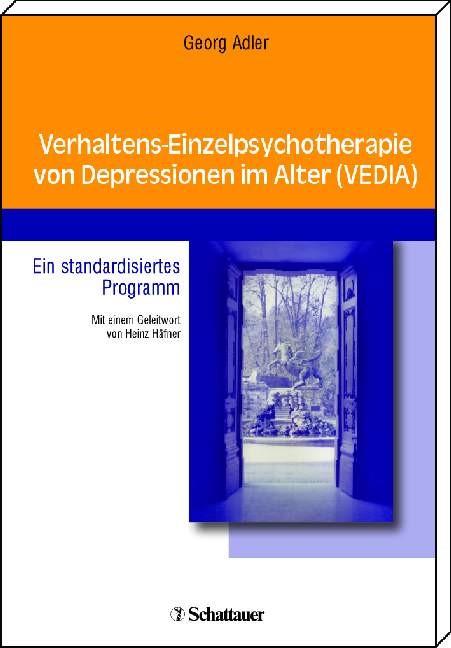 Abbildung von Adler   Verhaltens-Einzelpsychotherapie von Depressionen im Alter (VEDIA)   2005