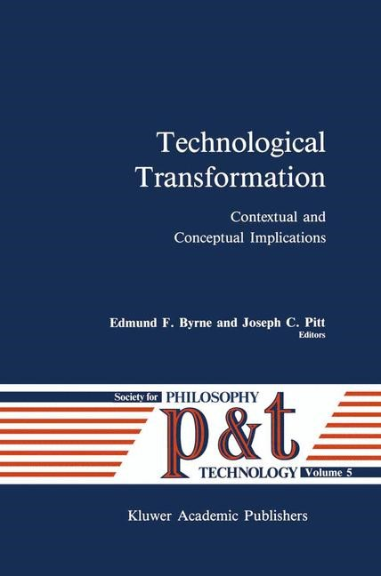 Abbildung von Byrne / Pitt | Technological Transformation | 1989