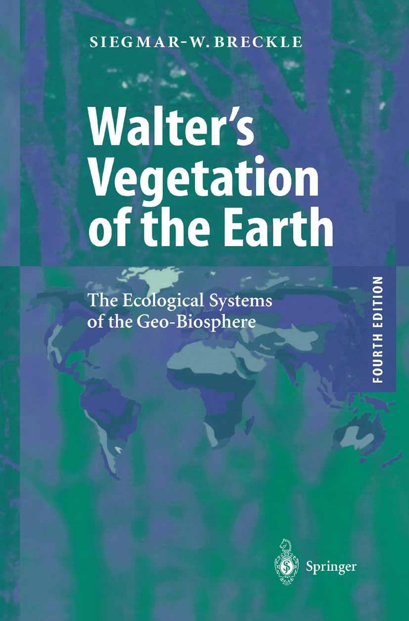 Abbildung von Breckle   Walter's Vegetation of the Earth   4th completely revised and enlarged ed.   2002
