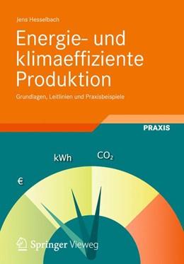 Abbildung von Hesselbach | Energie- und klimaeffiziente Produktion | 2012