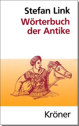 Abbildung von Link | Wörterbuch der Antike | 11. überarb. u. erg. Aufl. | 2002 | 96