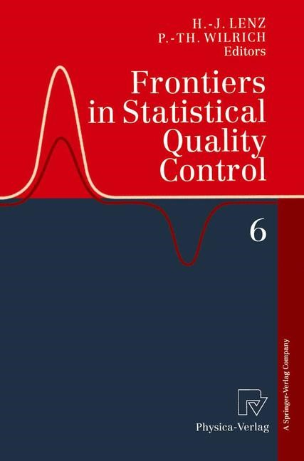 Abbildung von Lenz / Wilrich   Frontiers in Statistical Quality Control 6   2001