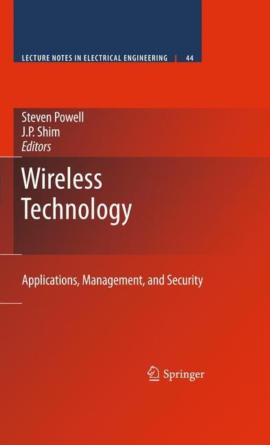 Abbildung von Powell / Shim | Wireless Technology | 2009