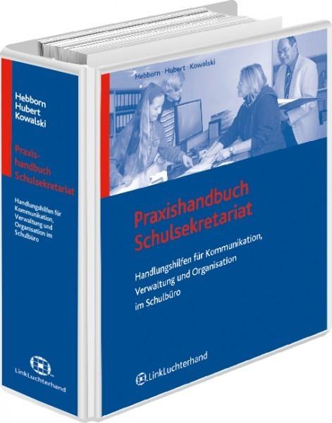 Praxishandbuch Schulsekretariat | Brauer / Burdorf / Greskowiak / Hebborn | Loseblattwerk mit Aktualisierungen (Cover)