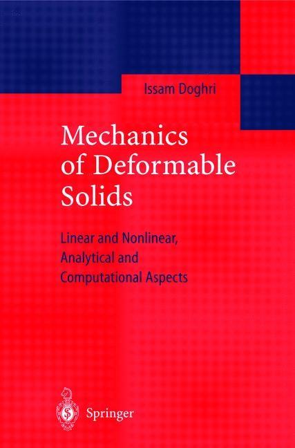 Abbildung von Doghri | Mechanics of Deformable Solids | 2000