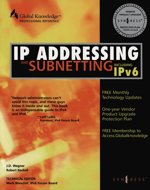 Abbildung von Syngress | IP Addressing and Subnetting INC IPV6 | 2000