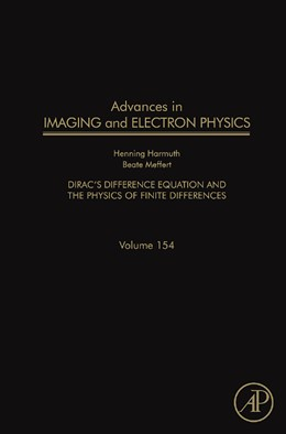 Abbildung von Harmuth / Meffert | Advances in Imaging and Electron Physics | 2008 | Dirac's Difference Equation an... | 154