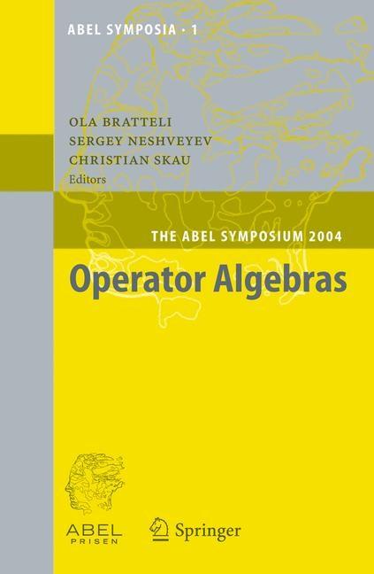 Operator Algebras | Bratteli / Neshveyev / Skau, 2006 | Buch (Cover)