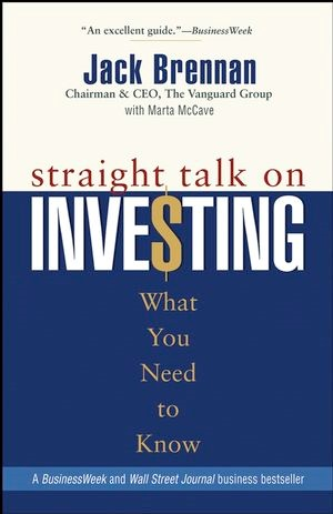 Abbildung von Brennan | Straight Talk on Investing | 1. Auflage | 2004