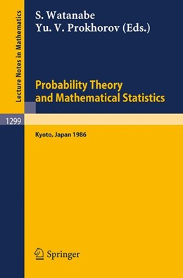 Abbildung von Watanabe / Prokhorov | Probability Theory and Mathematical Statistics | 1988 | Proceedings of the Fifth Japan... | 1299